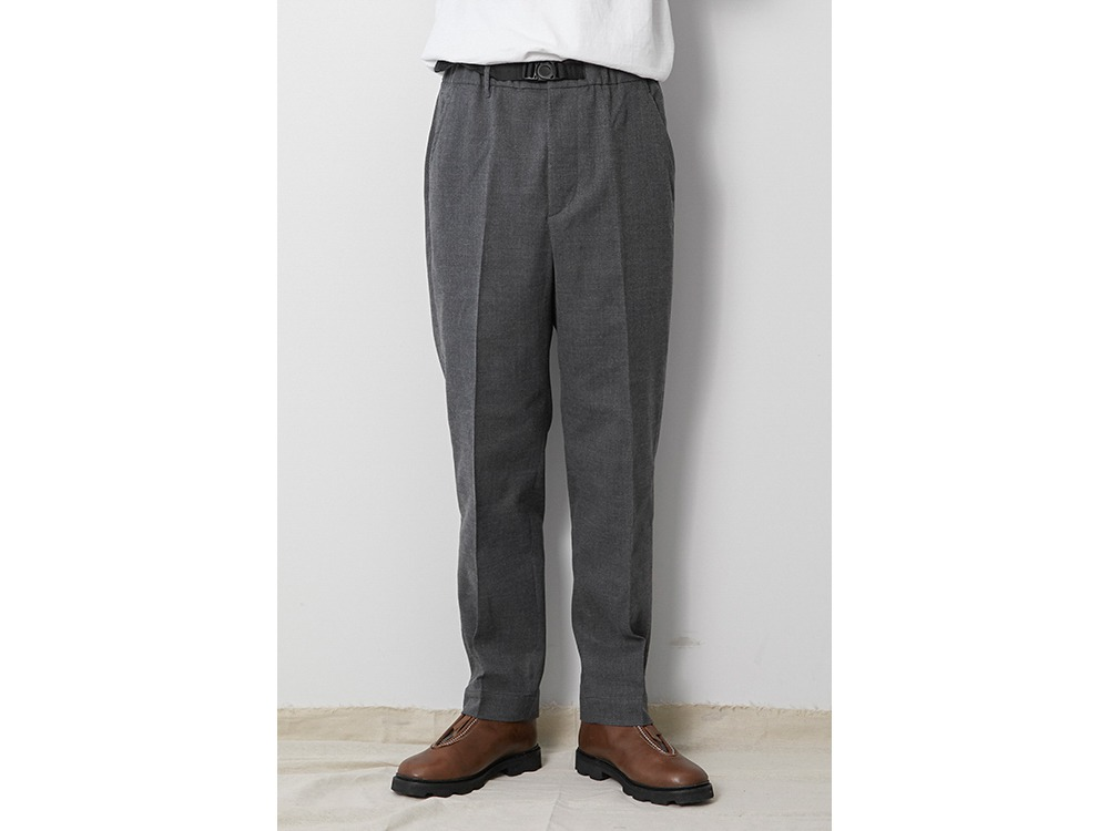 Pe Serge Pants XL M.Grey