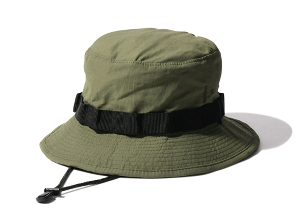 Packable Hat 2 Olive0