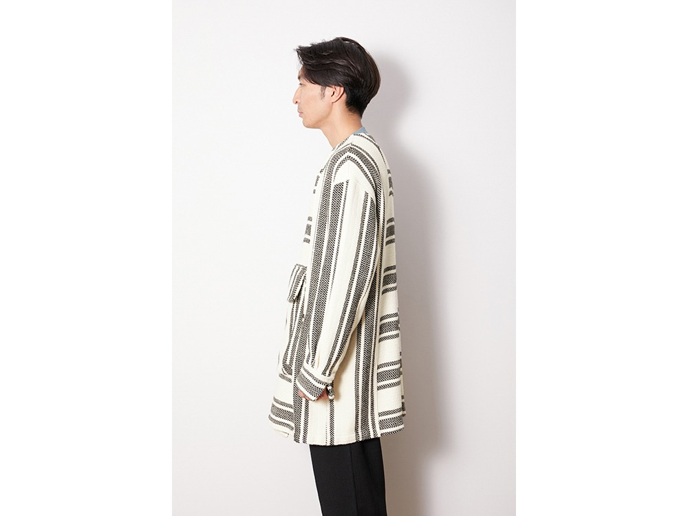 Mexican Coat S EcruBlack