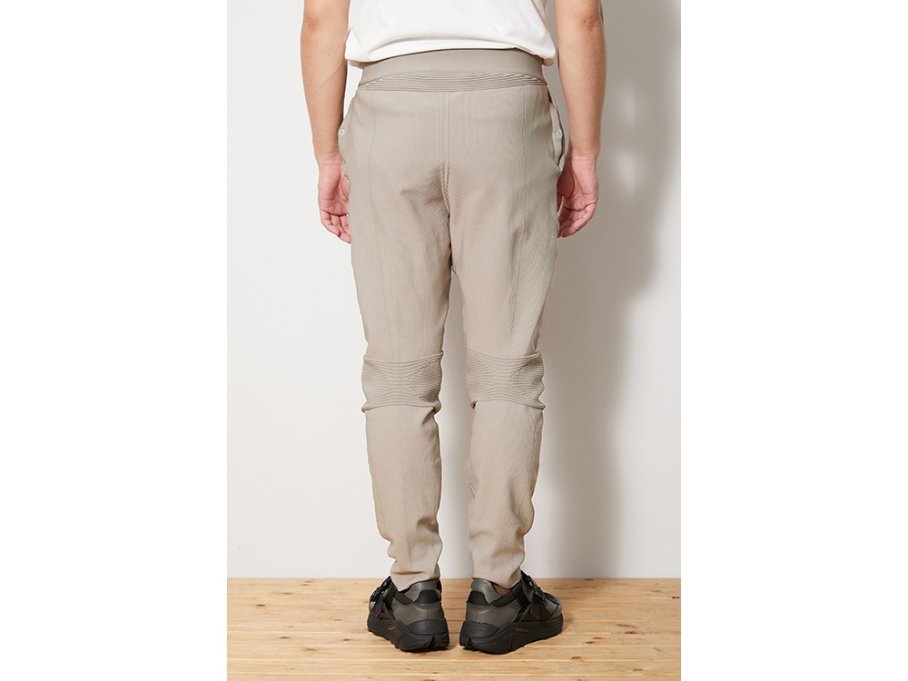 WG Stretch Knit Pants L Beige