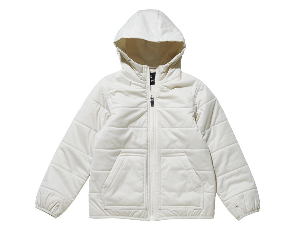 Kids Flexible Insulated Hoodie 1 White0