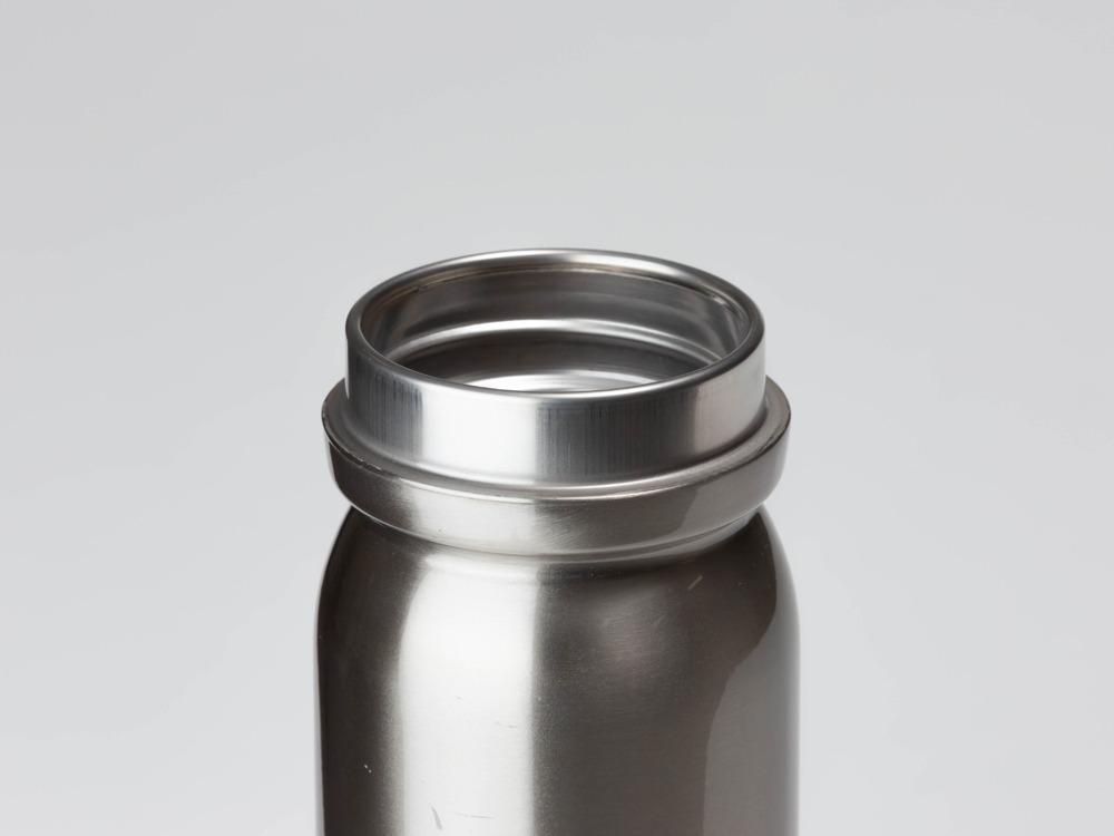 ステンレス真空ボトルタイプM500クリア