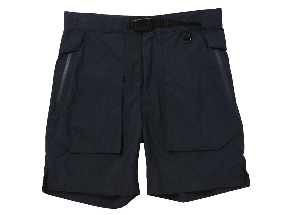 Indigo C/N  Anorak Shorts LIndigo0