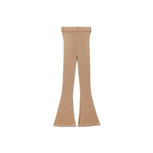 OG KNIT Rib Tights 1 Beige