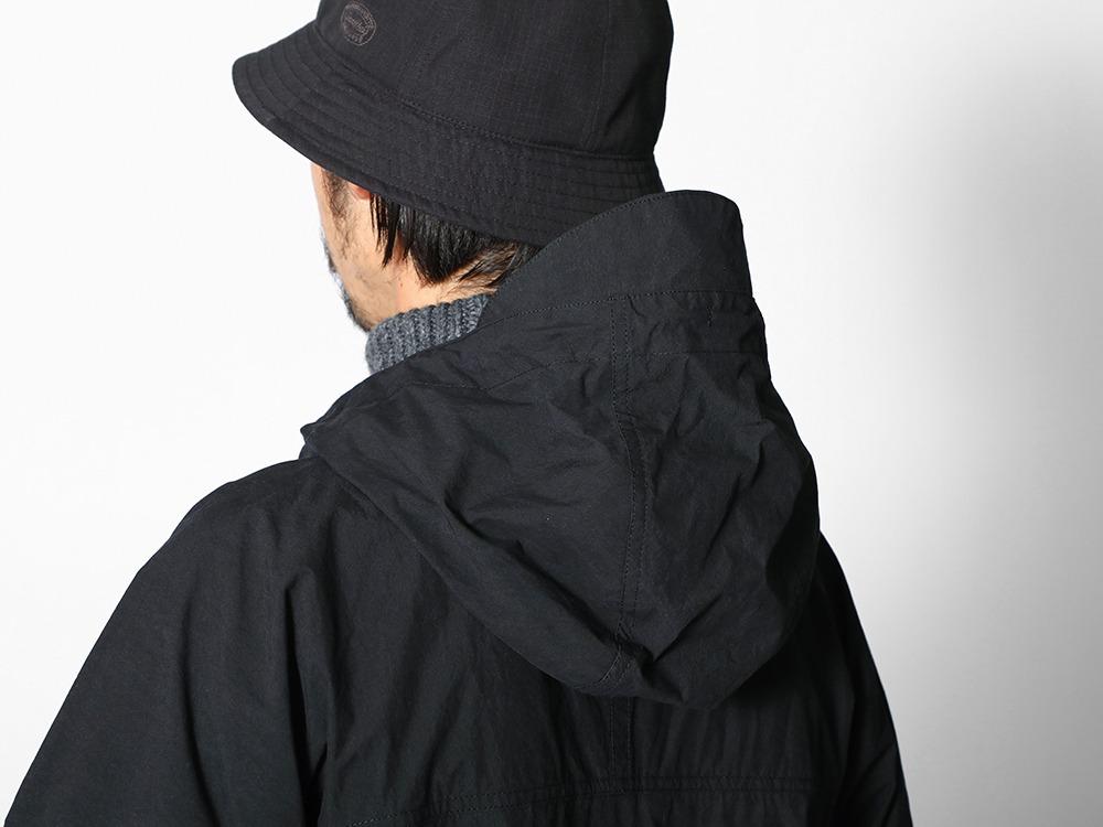 Indigo C/N Anorak M Black