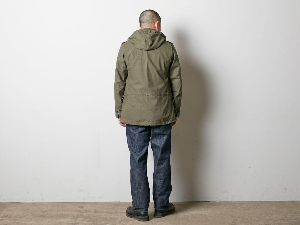 Military Jacket 1 Olive3