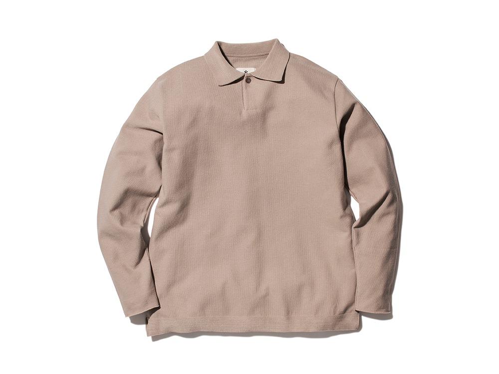 Co/Pe Dry Polo Shirt 1 Beige