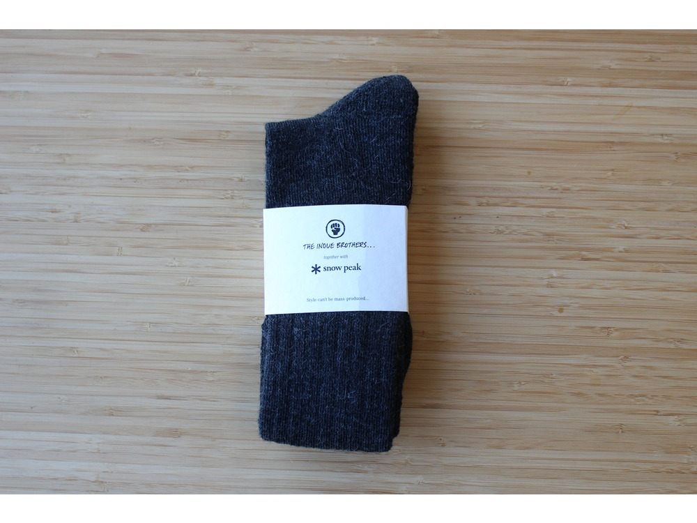 Socks M(25~27) Black