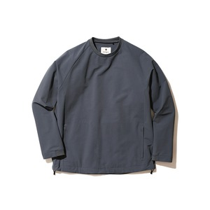 Nylon Power Wool Pullover