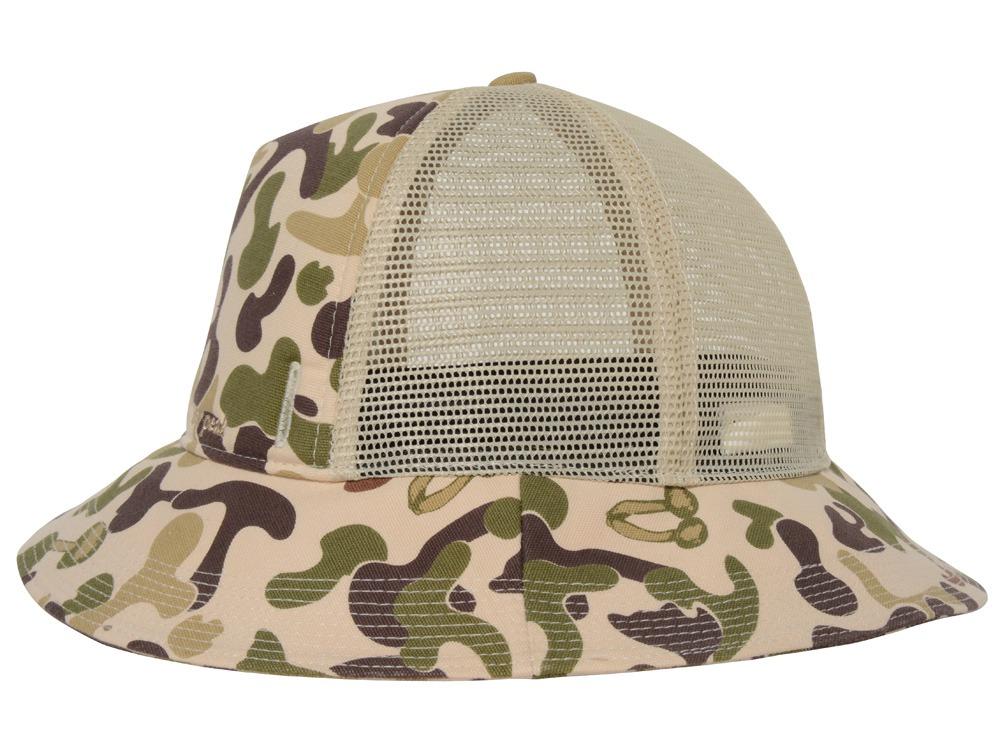 Mesh Hat 1 Beige2