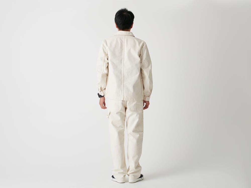 Okayama OX Work Jacket L Indigo3