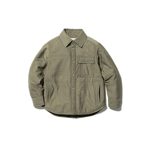 Kids Flexible Insulated Shirt 1 Olive