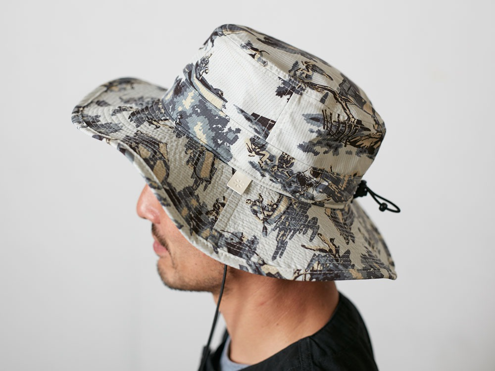 PrintedFieldHat one Beige(FieldPT)1