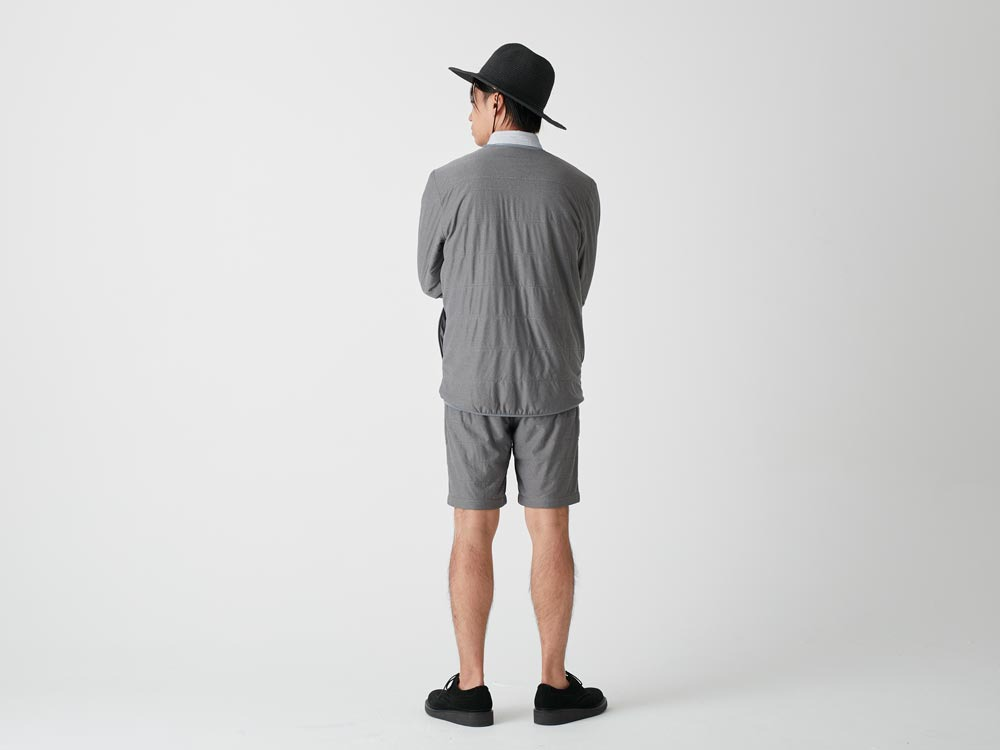 FlexibleInsulated Pullover M Grey3
