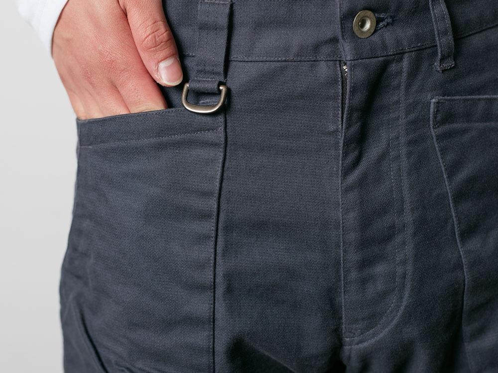 TAKIBI Pants XL Black6