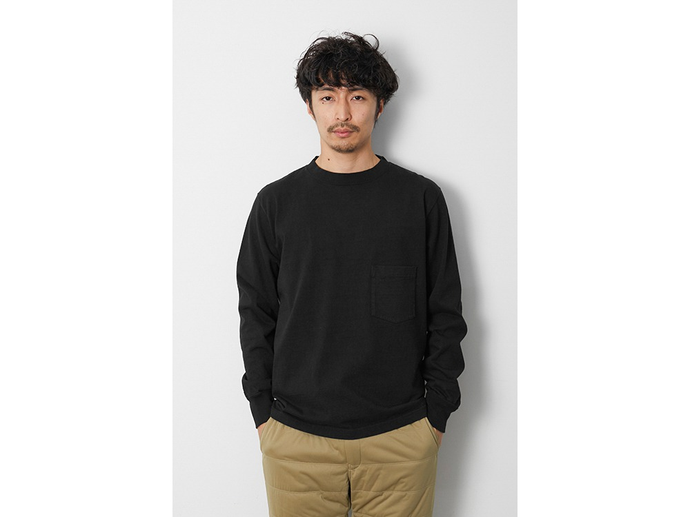 Heavy Cotton GD Crewneck L/S L MGR