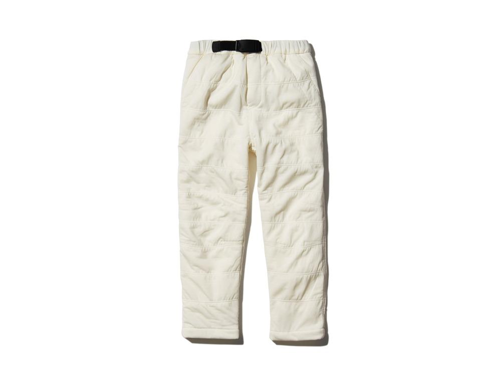 KidsFlexibleInsulatedPants 3 White0