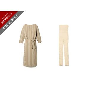 涼やか和紙ドレスセット-1-BR×NT