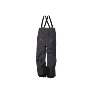 MM FR 3L Bib Pants S Black