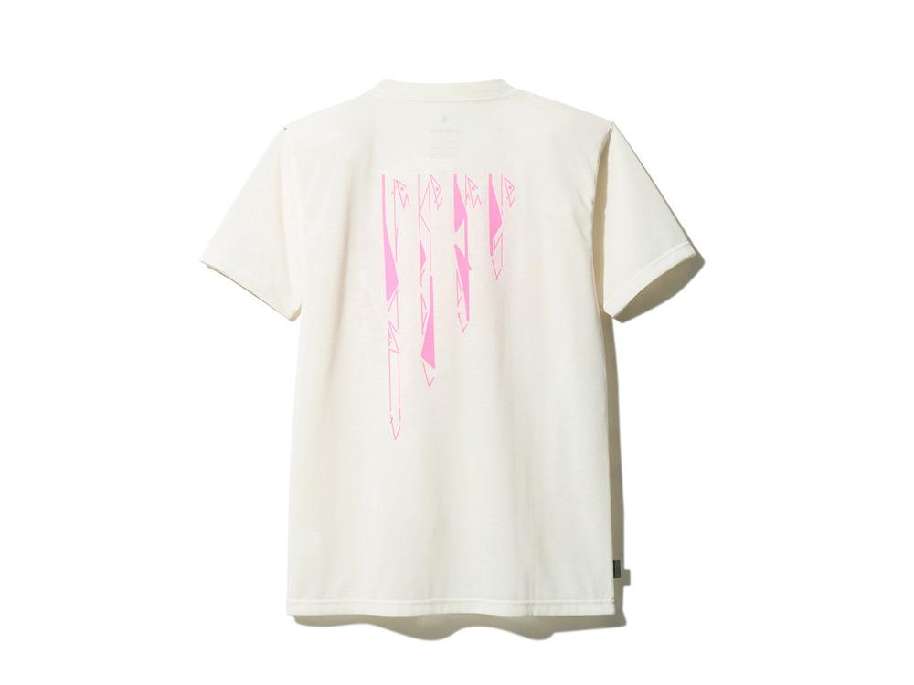 Bring Tshirt ソリッドステーク S/XS White