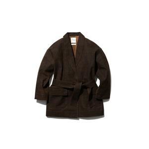 Natural Dyed HAORI Coat