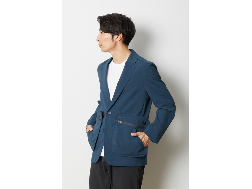 DWR LightWeight Jacket M BK2