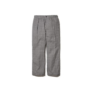 C/L Panama Easy Pants M BlackCheck