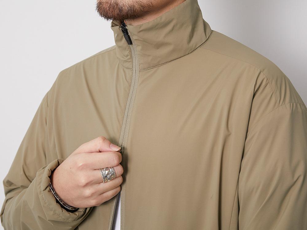 2L Octa Jacket L Black