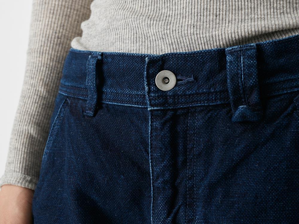 Okayama OX Shorts XLIndigo7