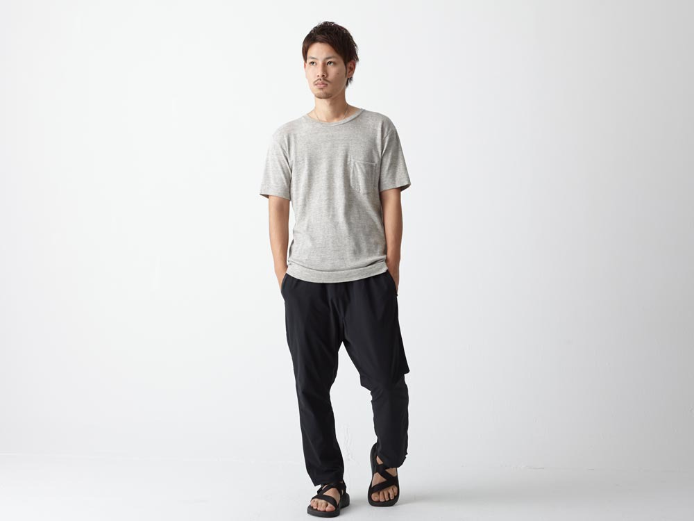 Dry&Stretch Pants 1 Black1
