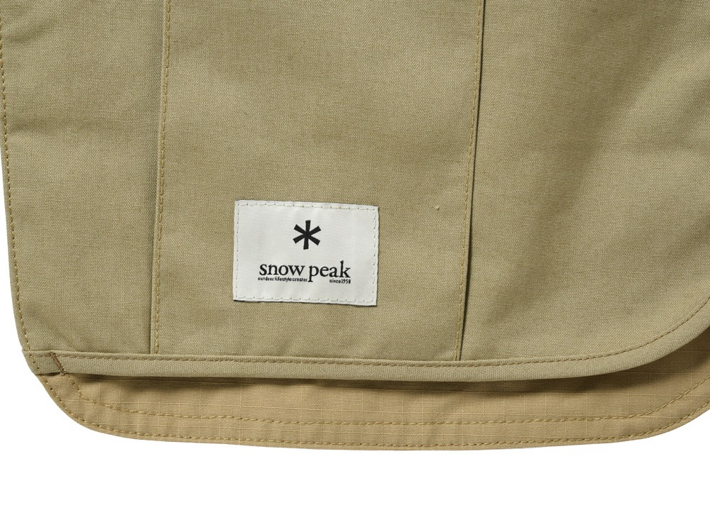 Camping Utility Apron Beige2