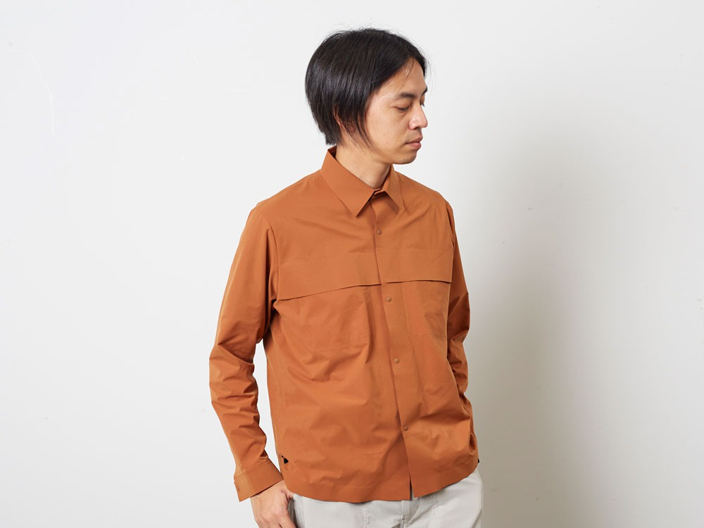 DRY&StretchShirt  M Orange9