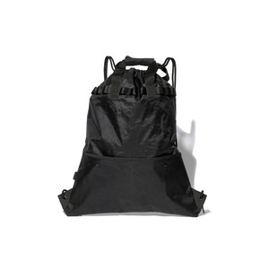 X-Pac Nylon Daypack One Black
