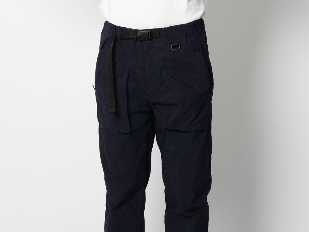 Indigo C/N Anorak Pants XL/L Black3