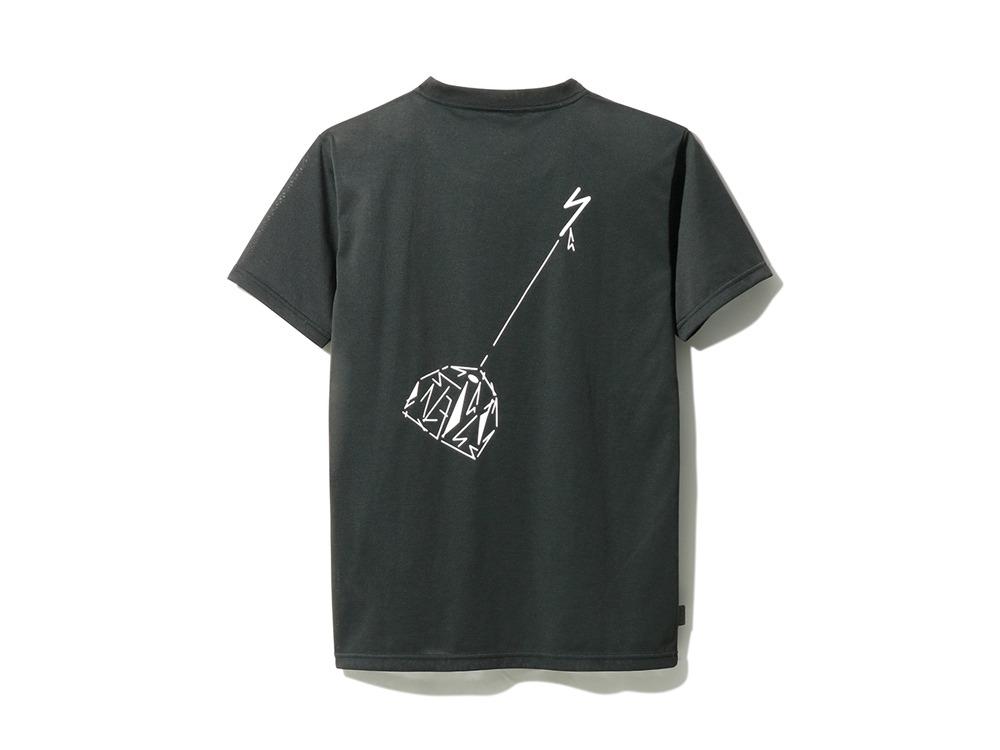 Bring Tshirt ほおずき S/XS Black