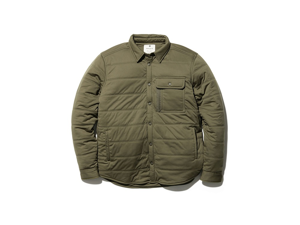 Flexible Insulated Shirt M Olive