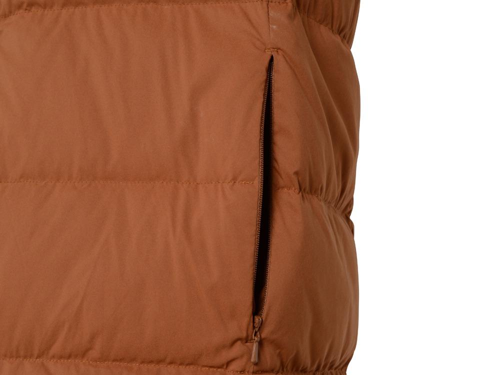 Pillow Down Hoodie S Orange5