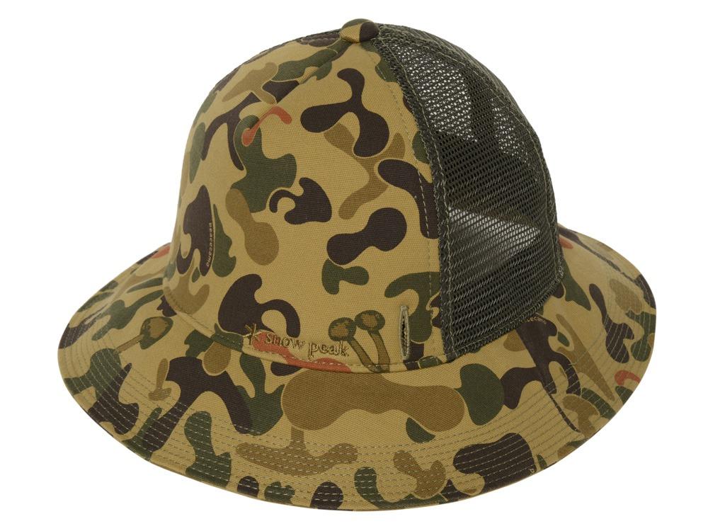 Mesh Hat 2 Olive0