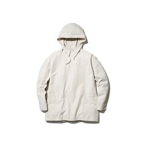 BAFU Cloth Parka M Ivory