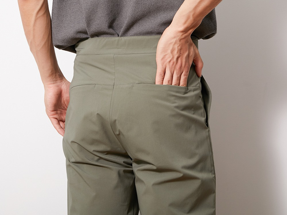 DWR Lightweight Pants M Olive