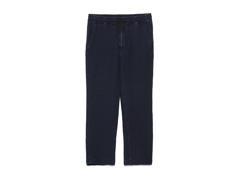 Dobby Denim Pants M Indigo0
