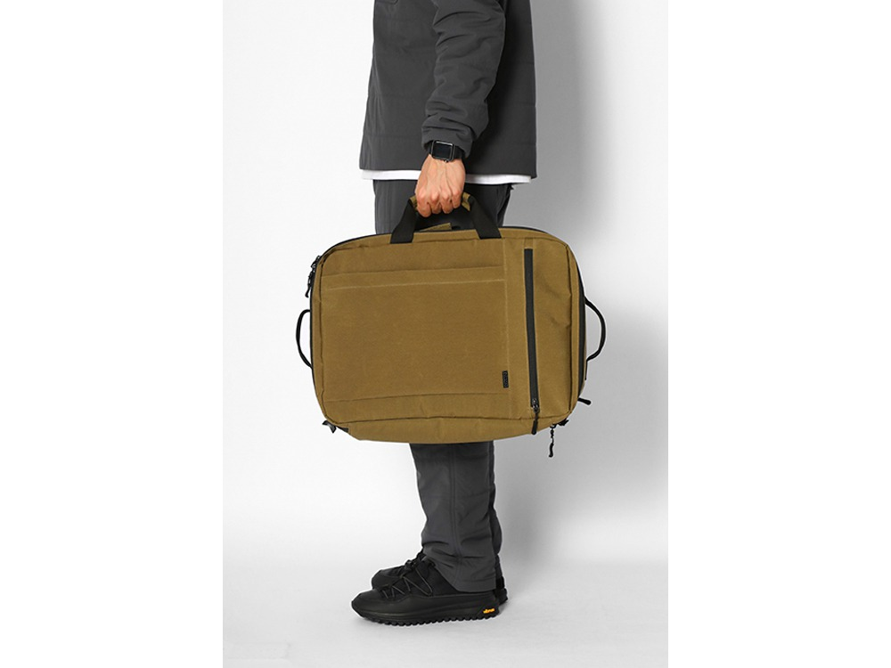 Everyday Use 3Way Business Bag One Grey