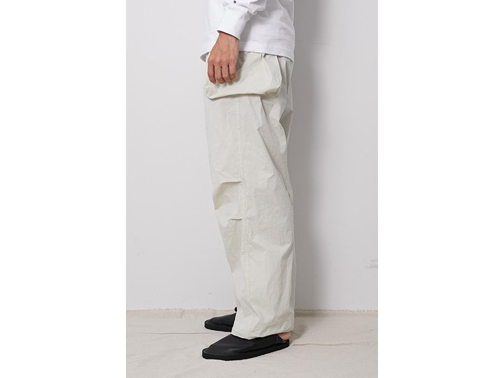 Indigo C/N Pants L Ivory