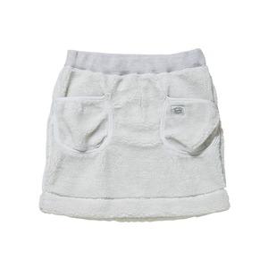 ソフトウールフリーススカート