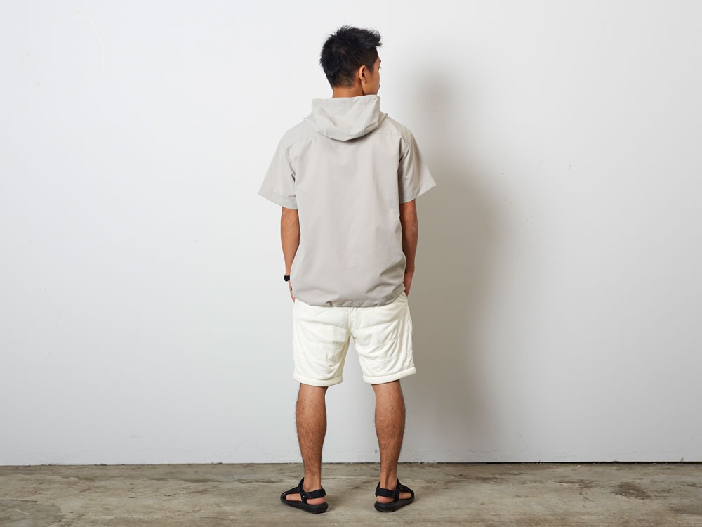 FlexibleInsulatedShorts  S White3