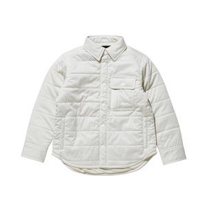 キッズフレキシブルインサレーションシャツ 1 ホワイト