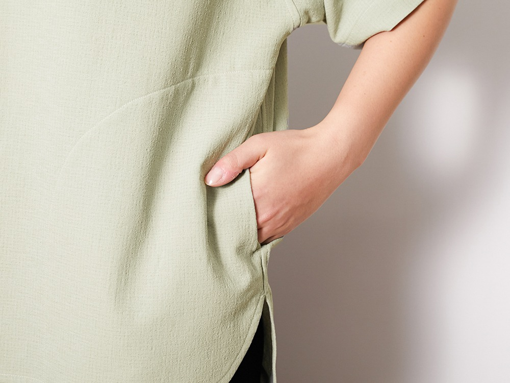 Breathable Soft Shirt 1 Sage