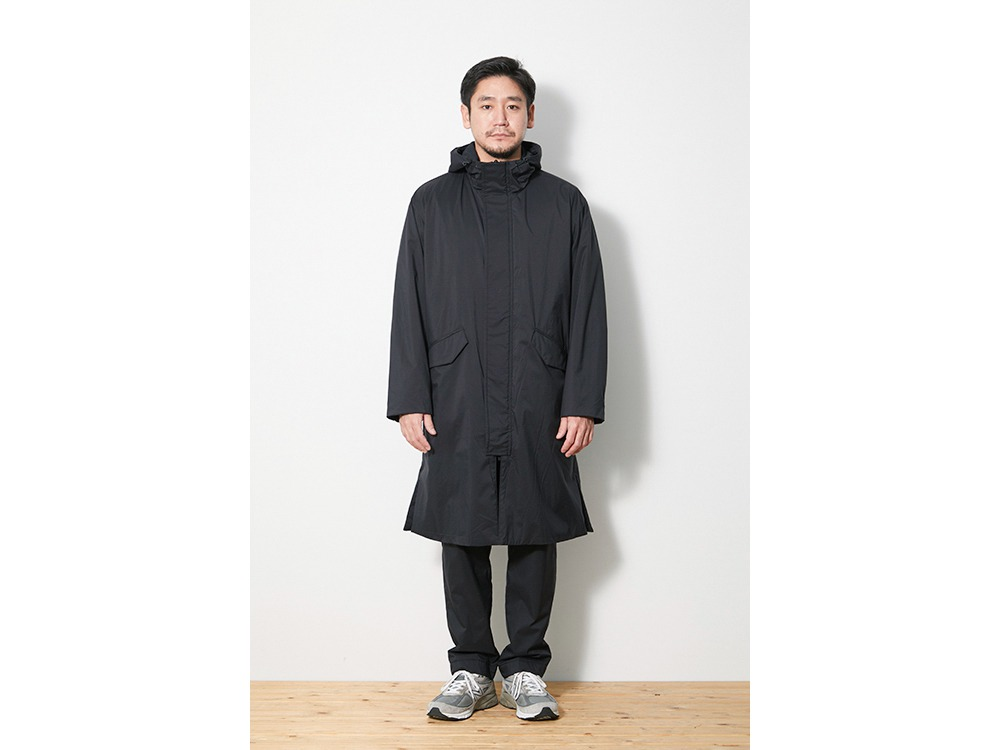 2L Octa Coat 1 Black
