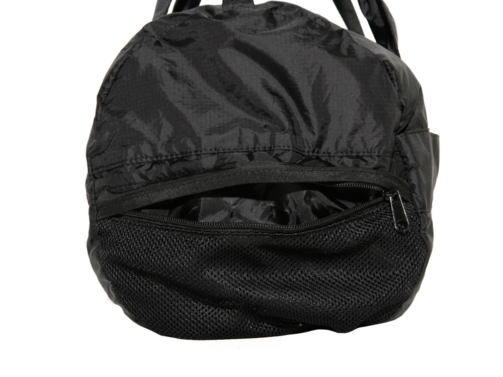 Pocketable Duffle Black4