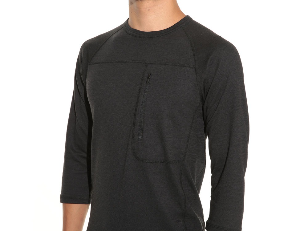 Wool Tactical Raglan Sleeve L Black5